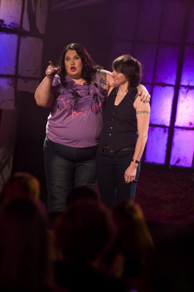 Tanya Davis on The Candy Show, w/ Candy Palmater