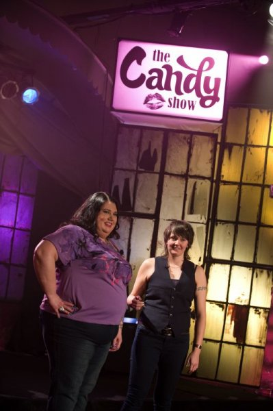 Tanya Davis on The Candy Show w/ Candy Palmater