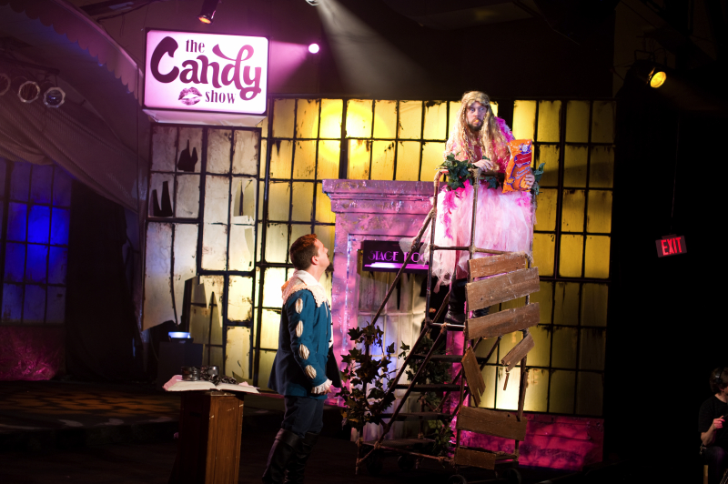 Shakespeare on Trial - The Candy Show