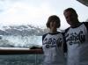 The Candy Show shirt taken an Alaskan Cruise