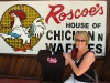 California - Roscoe's famous chicken