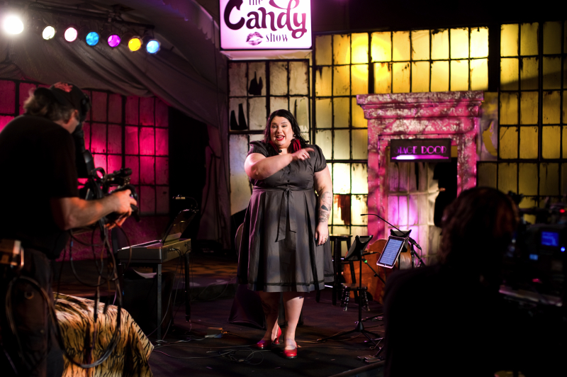 Candy Palmater - comedian & TV Host