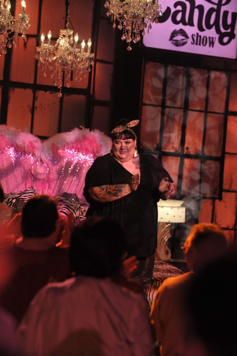 Comedian Candy Palmater