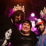 Candy Palmater and The Town Heroes
