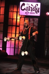Duncan Philpot Performs on Set of S4 The Candy Show. WEDNESDAY March 19th on APTN