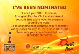 APCMA nomination 2014