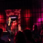 Inez performing