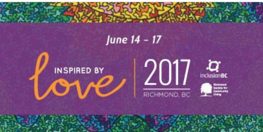 Inclusion BC conference 2017