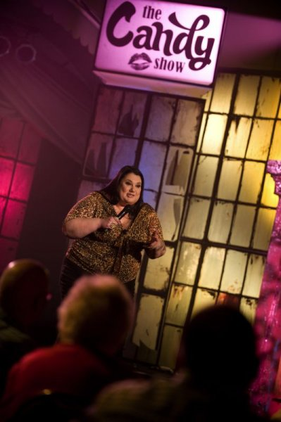 The Candy Show TV Host - Candy Palmater