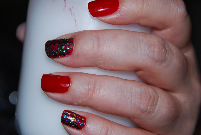 Its Just Another Mani Monday - Holiday #