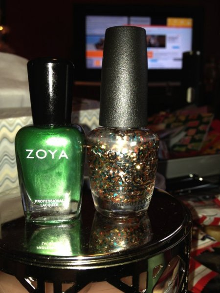 Its Just Another Mani Monday - Holiday #2