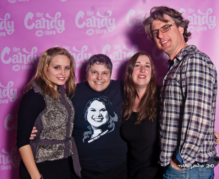 The Candy Show team