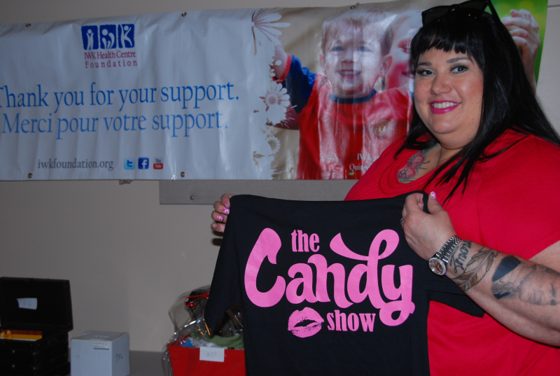 Hosted fundraier for IWK