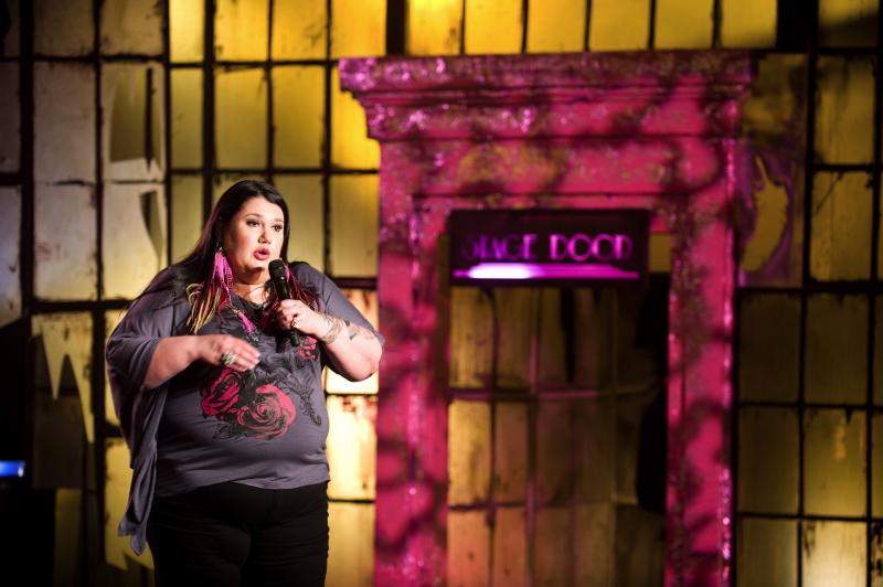 Aboriginal Comedian/ TV Host