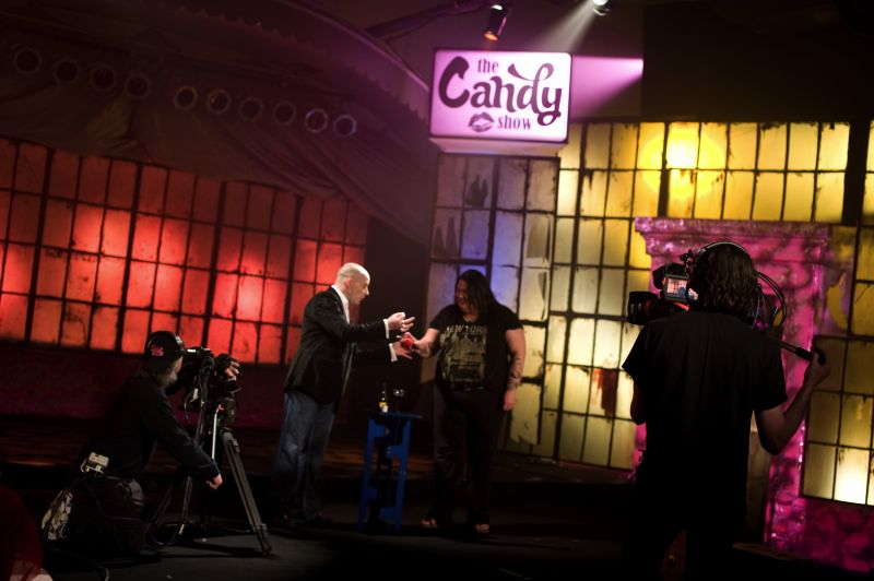 The Candy Show - Magic of Michael James