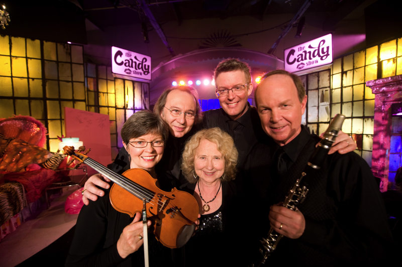 The Candy Show - Rhapsody Quintet