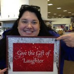 Gift of Laughter with Candy Palmater - Aboriginal Comedian