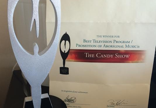 And the WINNER Goes to…. The Candy Show