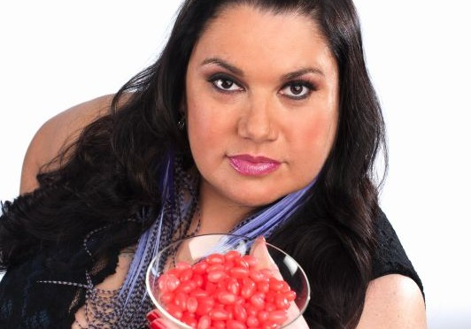 Canadian Entertainment  – Candy Palmater